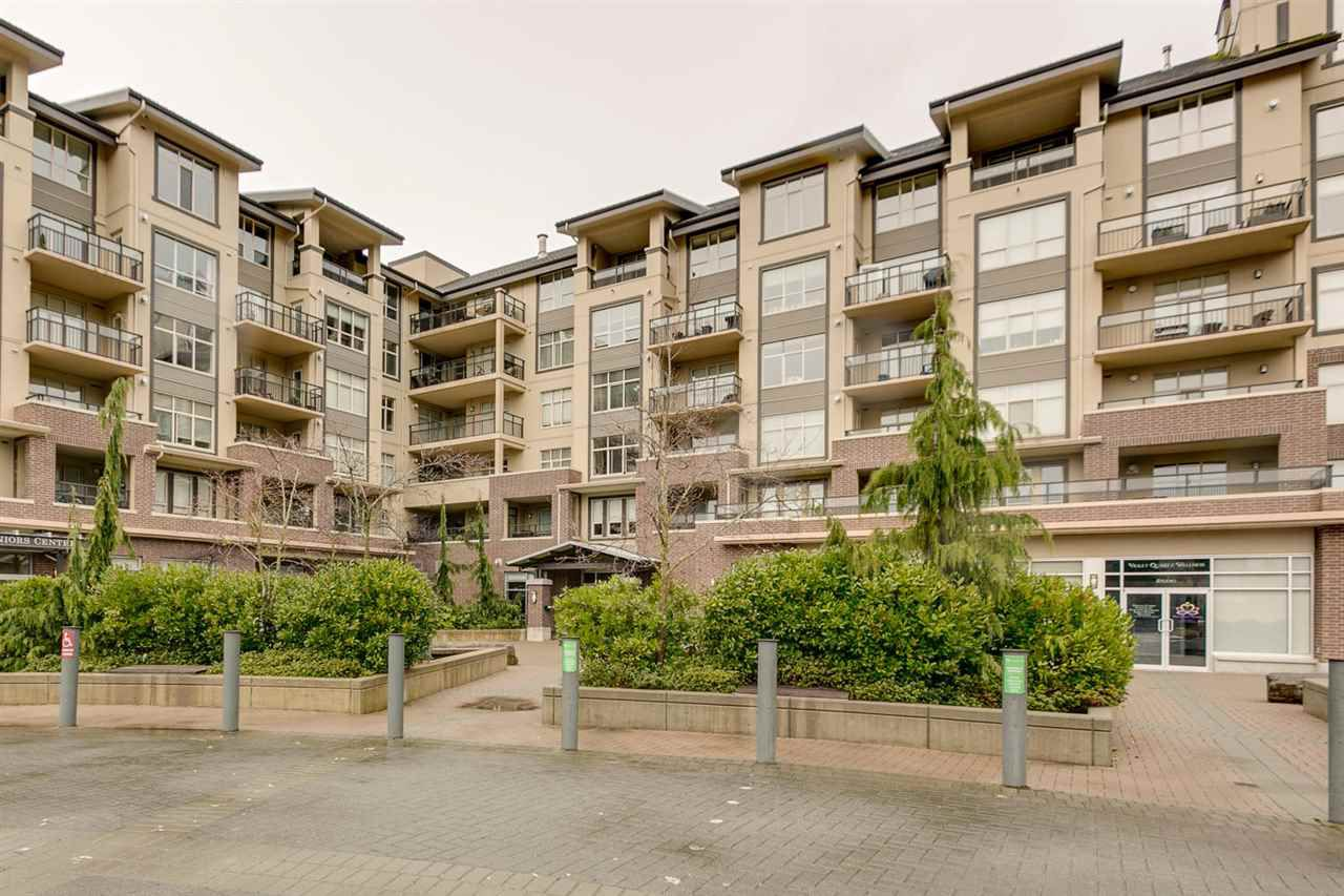 "Main Photo: 220 1211 VILLAGE GREEN Way in Squamish: Downtown SQ Condo for sale in ""Rockcliffe"" : MLS®# R2043365"