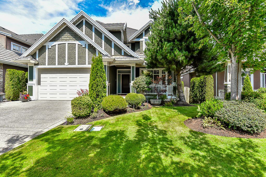 "Main Photo: 15469 37A Avenue in Surrey: Morgan Creek House for sale in ""ROSEMARY HEIGHTS"" (South Surrey White Rock)  : MLS®# R2090418"