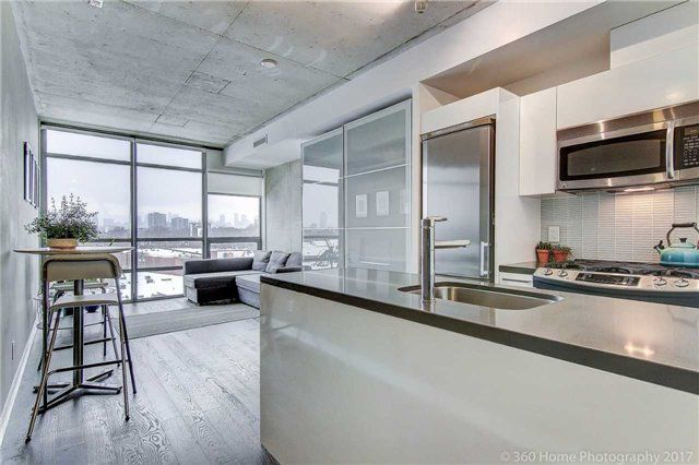 Main Photo: 707 319 Carlaw Avenue in Toronto: South Riverdale Condo for sale (Toronto E01)  : MLS®# E3712972