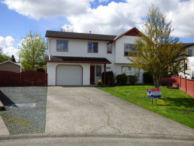 Main Photo: 46745 OSBORNE Road in Chilliwack: Fairfield Island House for sale : MLS®# R2158886