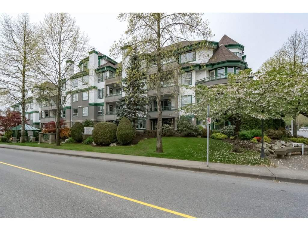 "Main Photo: 212 1575 BEST Street: White Rock Condo for sale in ""The Embassy"" (South Surrey White Rock)  : MLS®# R2160506"