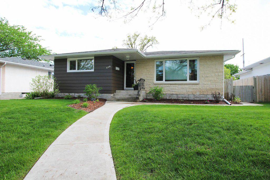 Main Photo: East Kildonan Home For Sale - 646 Greene Avenue