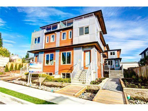 Main Photo: 6 2324 WESTERN Ave in North Vancouver: Townhouse for sale : MLS®# V987307