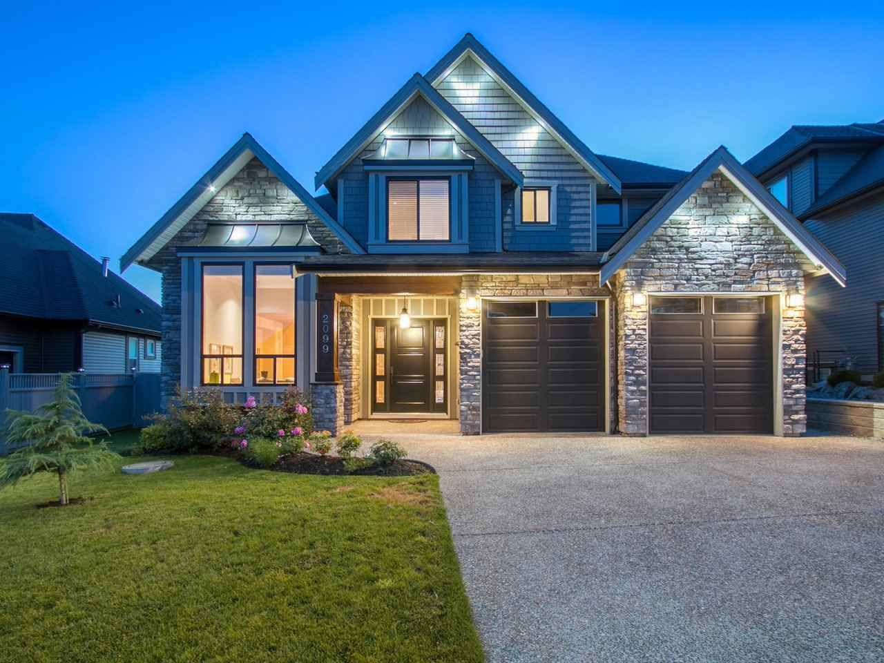 Main Photo: 2099 RIESLING Drive in Abbotsford: Aberdeen House for sale : MLS®# R2180981