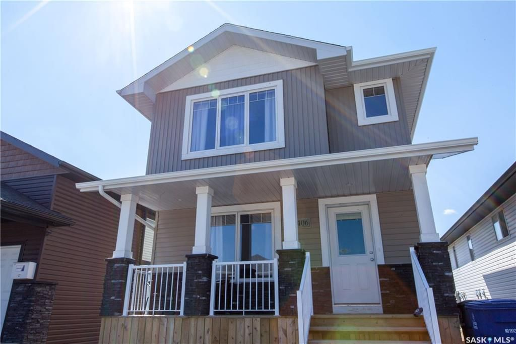 Main Photo: 406 Boykowich Street in Saskatoon: Evergreen Residential for sale : MLS®# SK701201