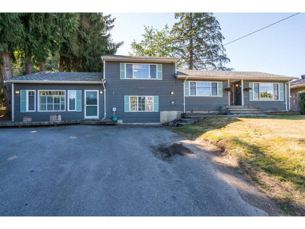 Main Photo: 13830 115 Avenue in Surrey: Bolivar Heights House for sale (North Surrey)  : MLS®# R2205376