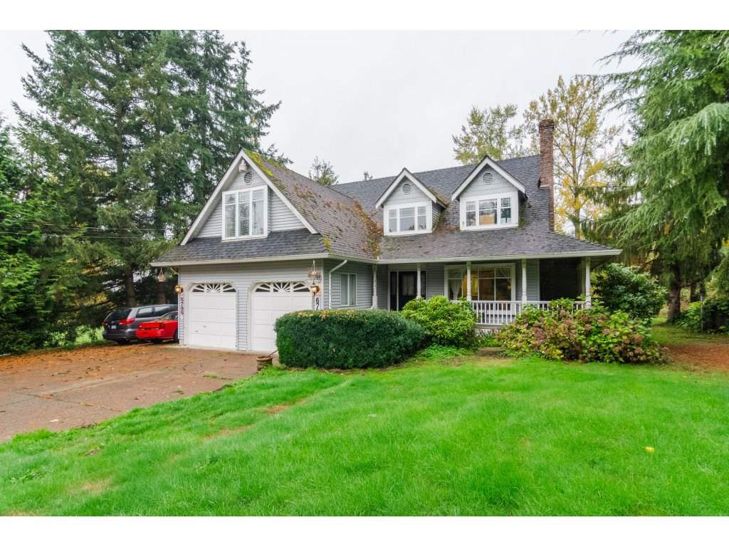 Main Photo: 6785 208 Street in Langley: Willoughby Heights House for sale : MLS®# R2210670
