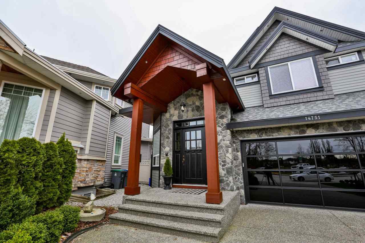 Main Photo: 14751 58B Avenue in Surrey: Sullivan Station House for sale : MLS®# R2257042