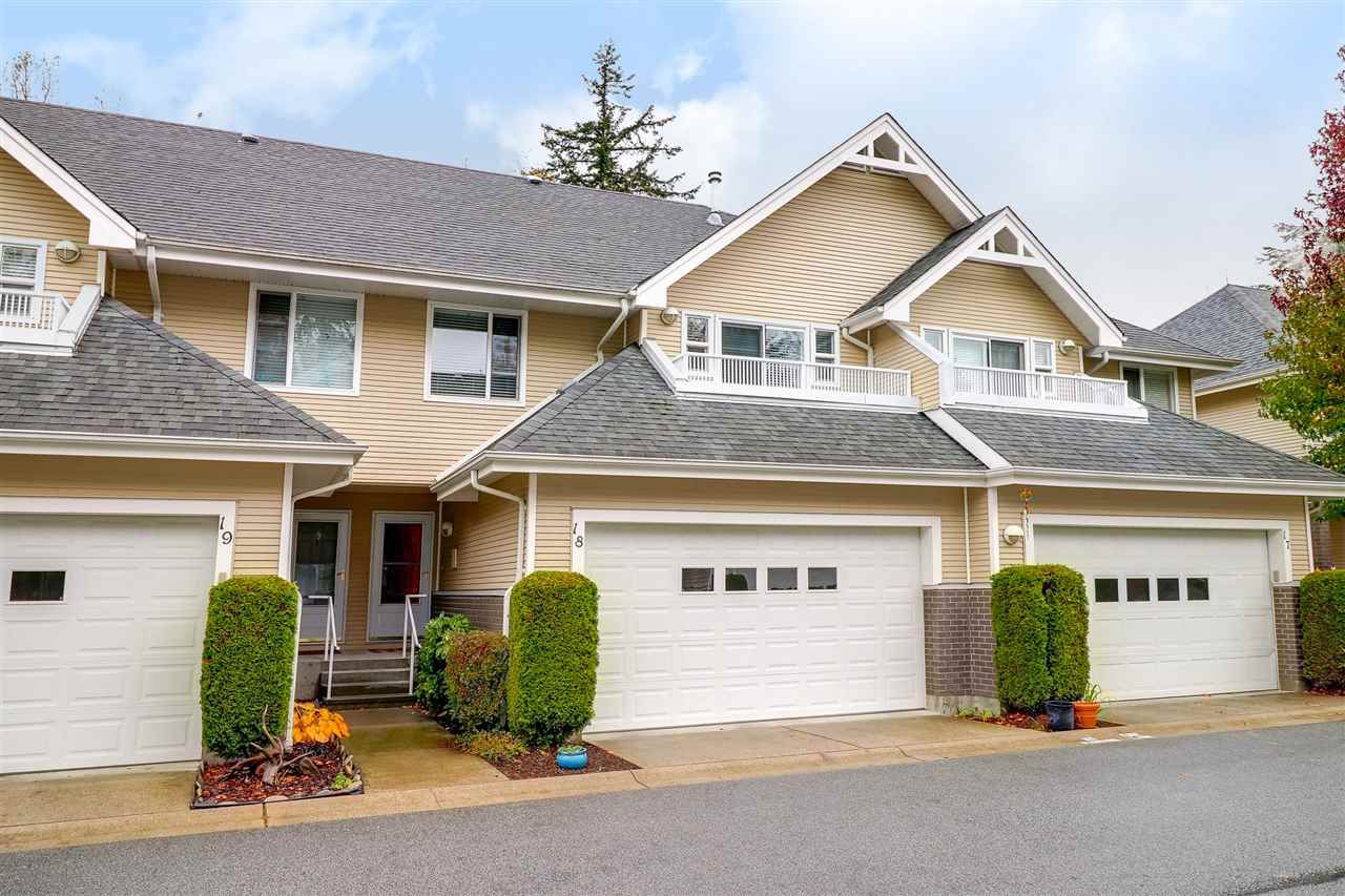 Main Photo: 18 13918 58 AVENUE in : Panorama Ridge Townhouse for sale : MLS®# R2221290