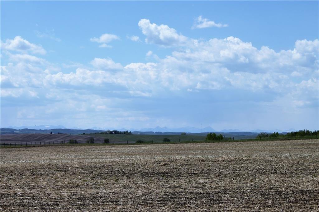 Main Photo: 32025 242 Avenue W: Rural Foothills M.D. Land for sale : MLS®# C4186532
