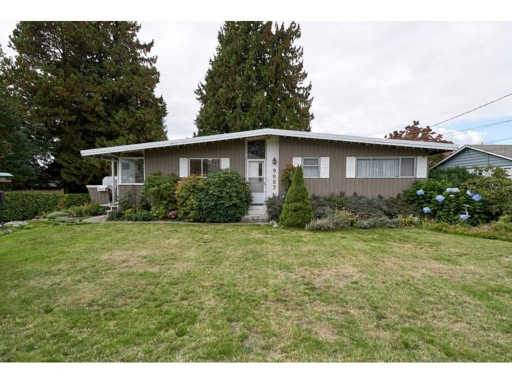 "Main Photo: 9083 112 Street in Delta: Annieville House for sale in ""Annieville"" (N. Delta)  : MLS®# R2309318"