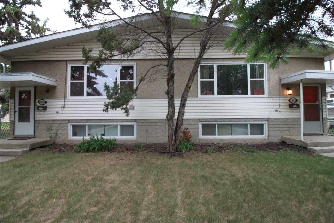 Main Photo: 13320 127 Street in Edmonton: Zone 01 House Duplex for sale : MLS®# E4136004
