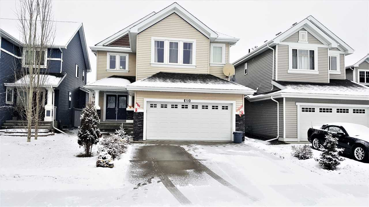 Main Photo: 7528 10 Avenue in Edmonton: Zone 53 House for sale : MLS®# E4137339