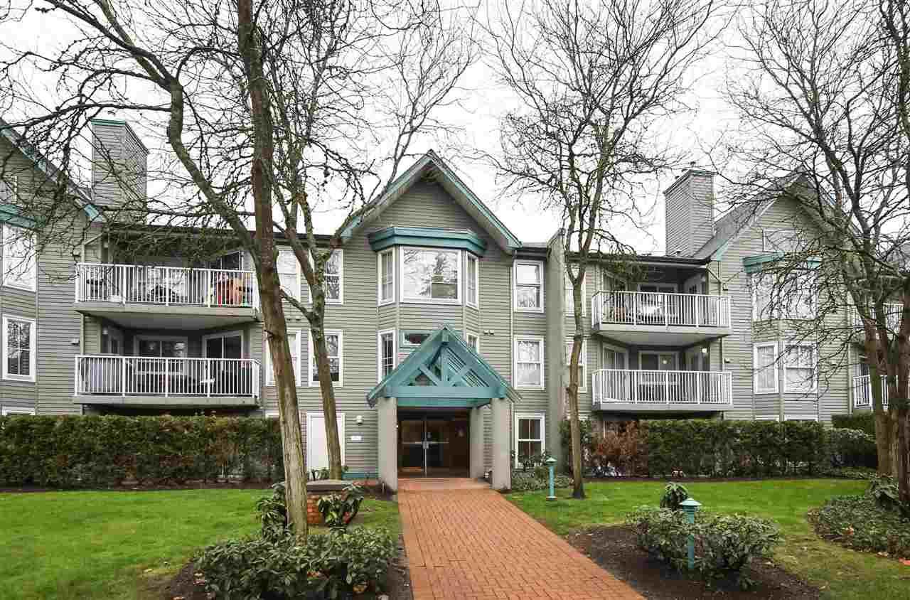 "Main Photo: 108 15110 108 Avenue in Surrey: Guildford Condo for sale in ""Thompson Bldg River Pointe"" (North Surrey)  : MLS®# R2328425"