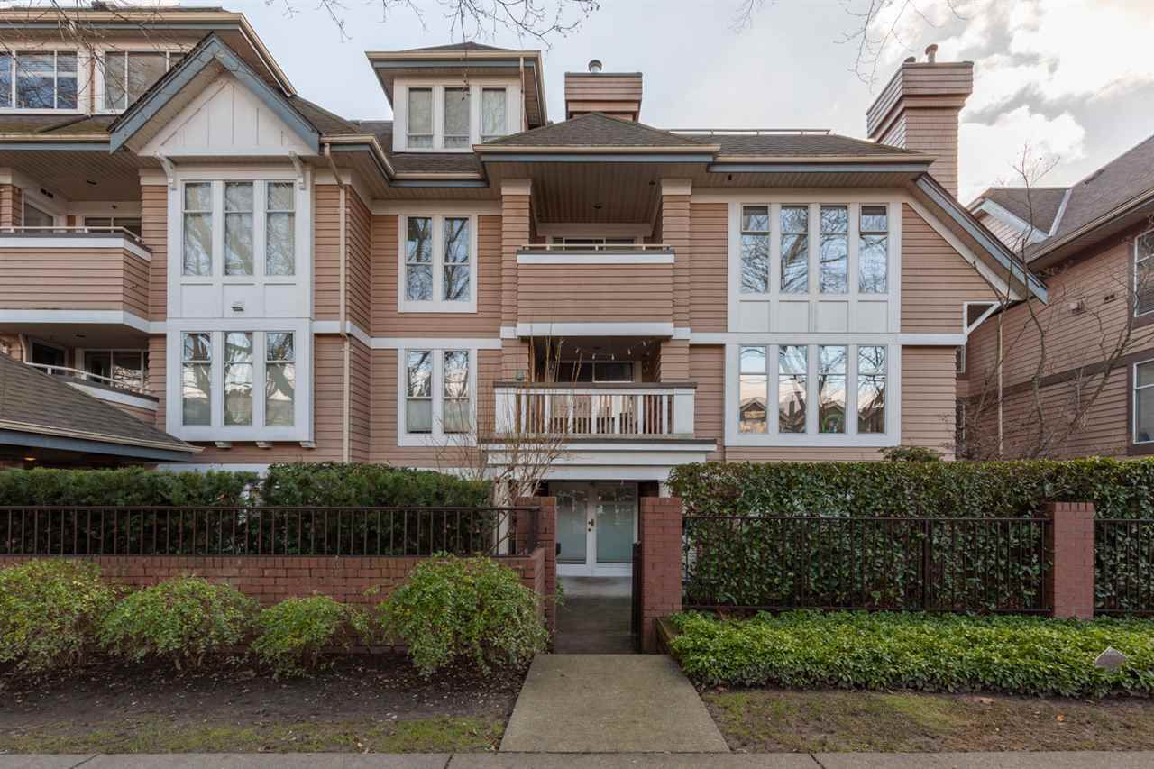 "Main Photo: N103 628 W 13TH Avenue in Vancouver: Fairview VW Condo for sale in ""CONNAUGHT ESTATES"" (Vancouver West)  : MLS®# R2334041"