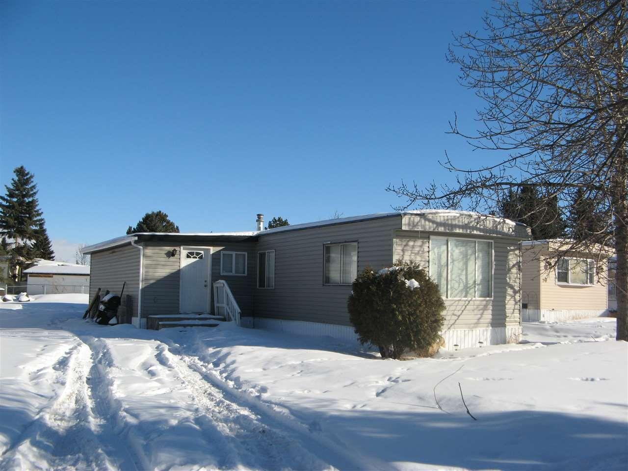 Main Photo: 35 Maple Ridge Dr Drive in Edmonton: Zone 42 Mobile for sale : MLS®# E4145853