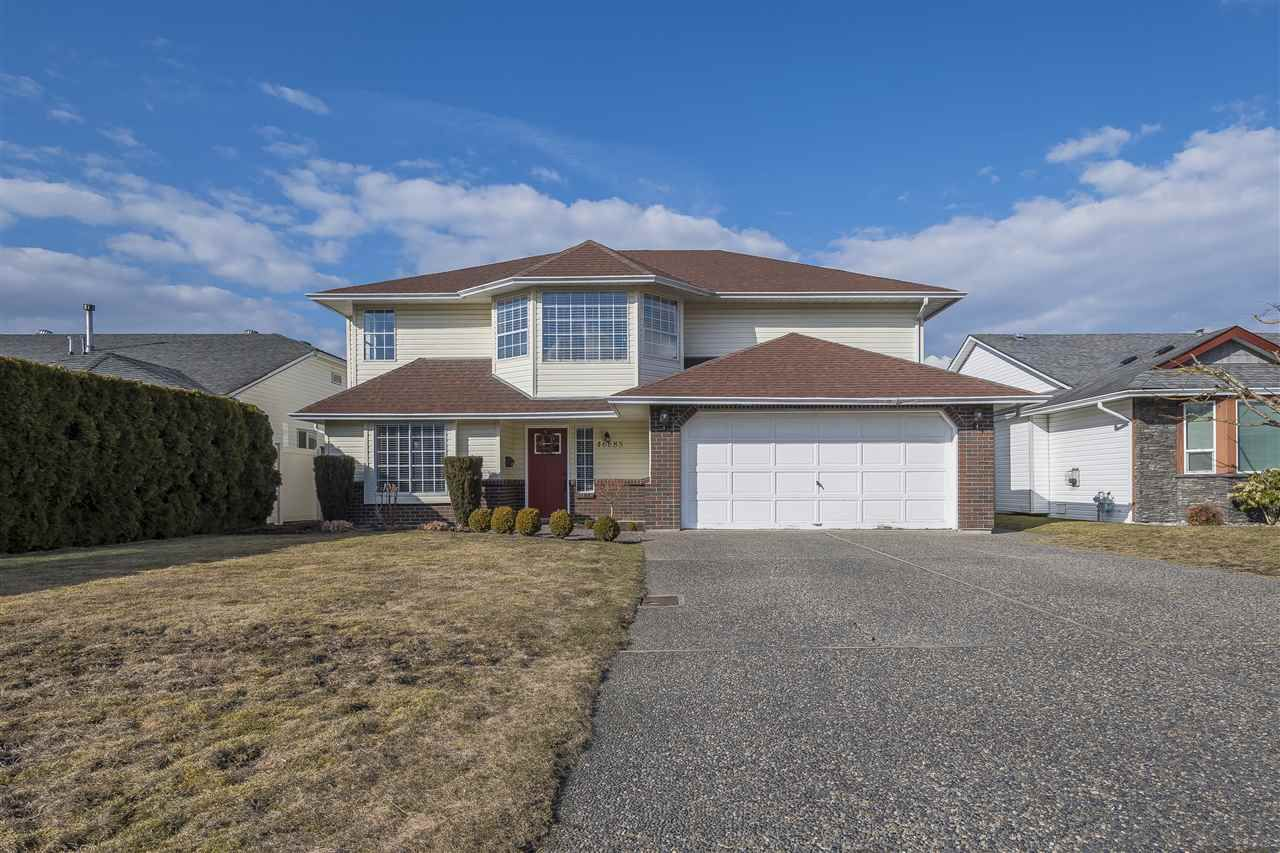 Main Photo: 46685 RAMONA Drive in Chilliwack: Chilliwack E Young-Yale House for sale : MLS®# R2348825