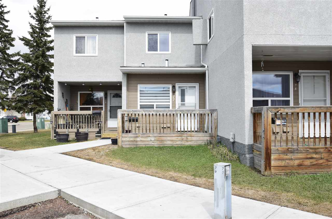 Main Photo: 17777 95 Street in Edmonton: Zone 28 Townhouse for sale : MLS®# E4152477