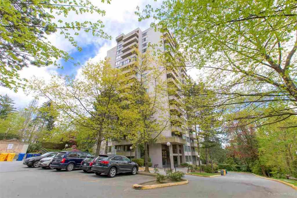 "Main Photo: 303 2060 BELLWOOD Avenue in Burnaby: Brentwood Park Condo for sale in ""VANTAGE POINT II"" (Burnaby North)  : MLS®# R2370233"