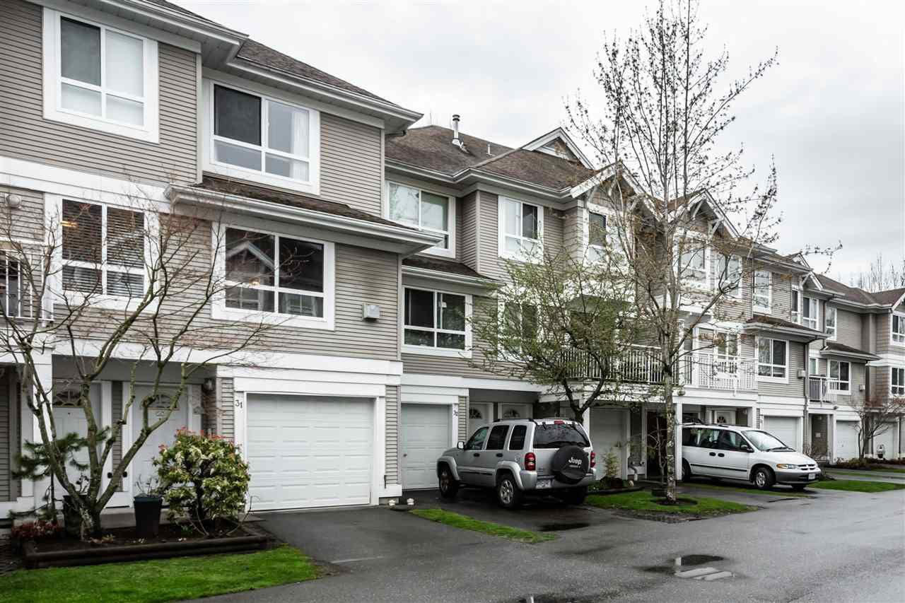 """Main Photo: 31 20890 57 Avenue in Langley: Langley City Townhouse for sale in """"ASPEN GABLES"""" : MLS®# R2382841"""