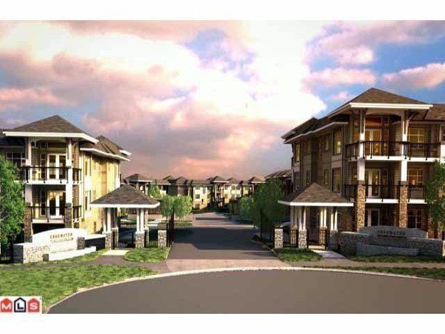 Main Photo: # 203 15185 36TH AV in Surrey: Morgan Creek Condo for sale (South Surrey White Rock)  : MLS®# F1313979