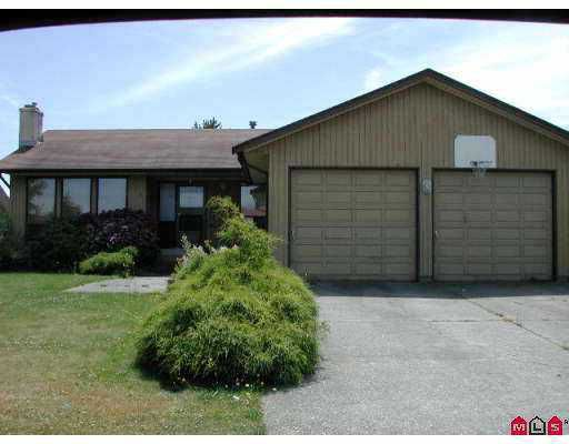 Main Photo: 32766 OKANAGAN DR in Abbotsford: Abbotsford West House for sale : MLS®# F2613486