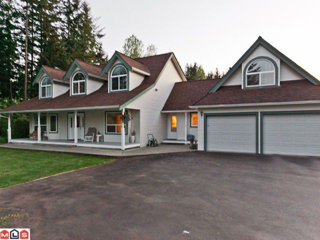 Main Photo: 4857  256TH ST in Langley: Salmon River House for sale : MLS®# F1210448