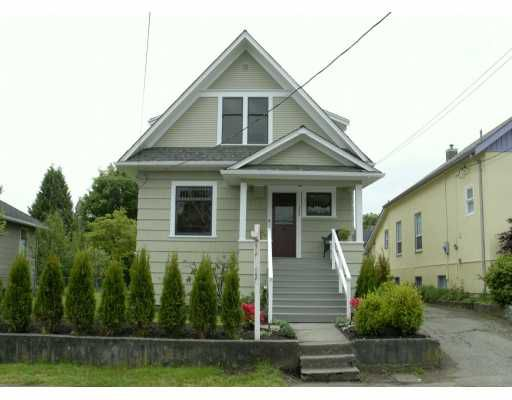 Main Photo: 302 PRINCESS ST in New Westminster: GlenBrooke North House for sale : MLS®# V598845