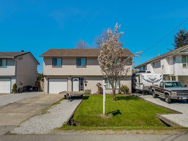 Main Photo: 20291 CHIGWELL Street in Maple Ridge: Southwest Maple Ridge House for sale : MLS®# V1117286