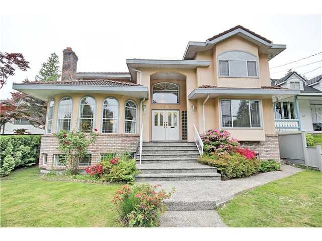 "Main Photo: 4263 PERCIVAL Avenue in Burnaby: Deer Lake Place House for sale in ""Deer Lake Place"" (Burnaby South)  : MLS®# V1125242"