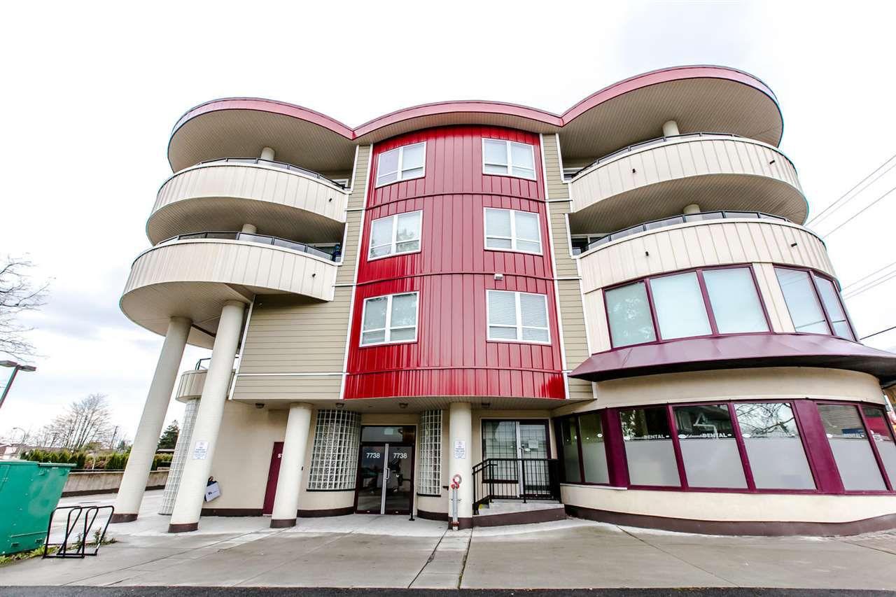 "Main Photo: 207 7738 EDMONDS Street in Burnaby: East Burnaby Condo for sale in ""TOSCANA"" (Burnaby East)  : MLS®# R2018158"