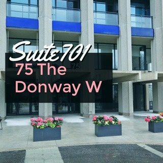 Main Photo: 701 75 W The Donway Way in Toronto: Banbury-Don Mills Condo for sale (Toronto C13)  : MLS®# C3482850