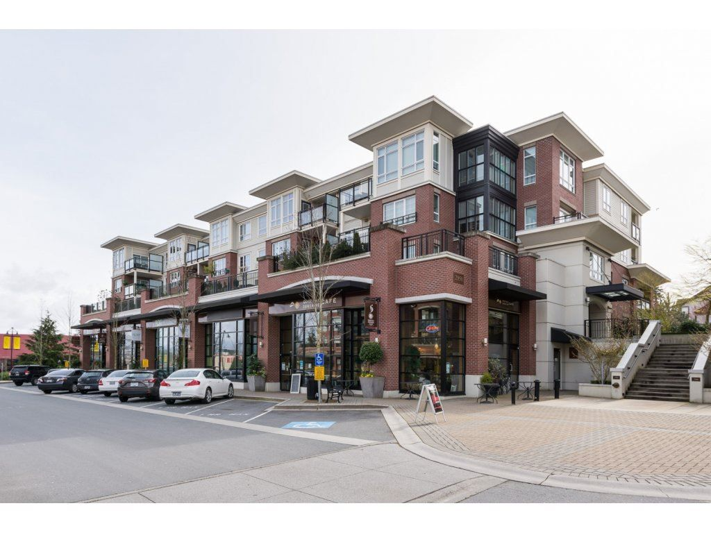 """Main Photo: 408 2950 KING GEORGE Boulevard in Surrey: Elgin Chantrell Condo for sale in """"HIGH STREET"""" (South Surrey White Rock)  : MLS®# R2088792"""