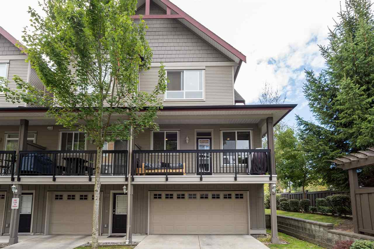 """Main Photo: 51 16789 60 Avenue in Surrey: Cloverdale BC Townhouse for sale in """"Laredo"""" (Cloverdale)  : MLS®# R2103108"""