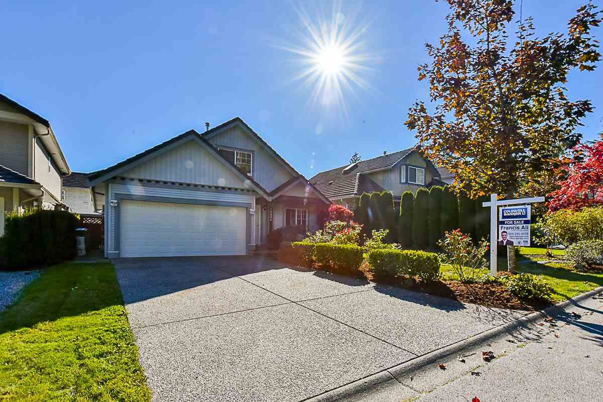 "Main Photo: 16886 81B Avenue in Surrey: Fleetwood Tynehead House for sale in ""Emerald Crest"" : MLS®# R2115461"