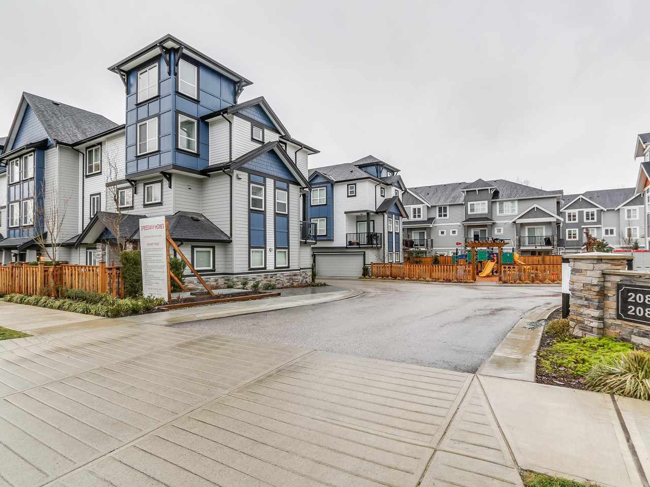 "Main Photo: 53 20860 76 Avenue in Langley: Willoughby Heights Townhouse for sale in ""Lotus Living"" : MLS®# R2134583"