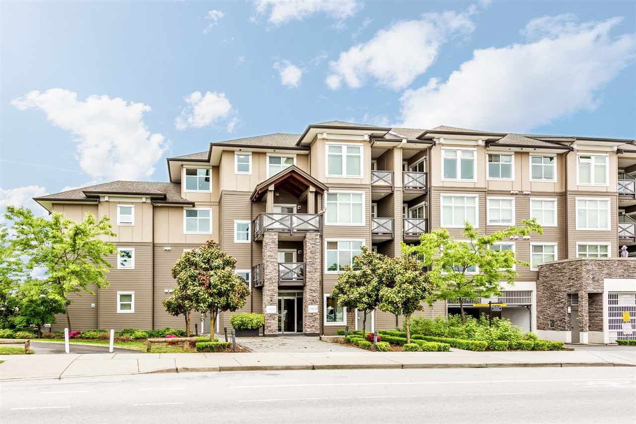 "Main Photo: 212 18818 68TH Avenue in Surrey: Clayton Condo for sale in ""CALERA"" (Cloverdale)  : MLS®# R2172346"