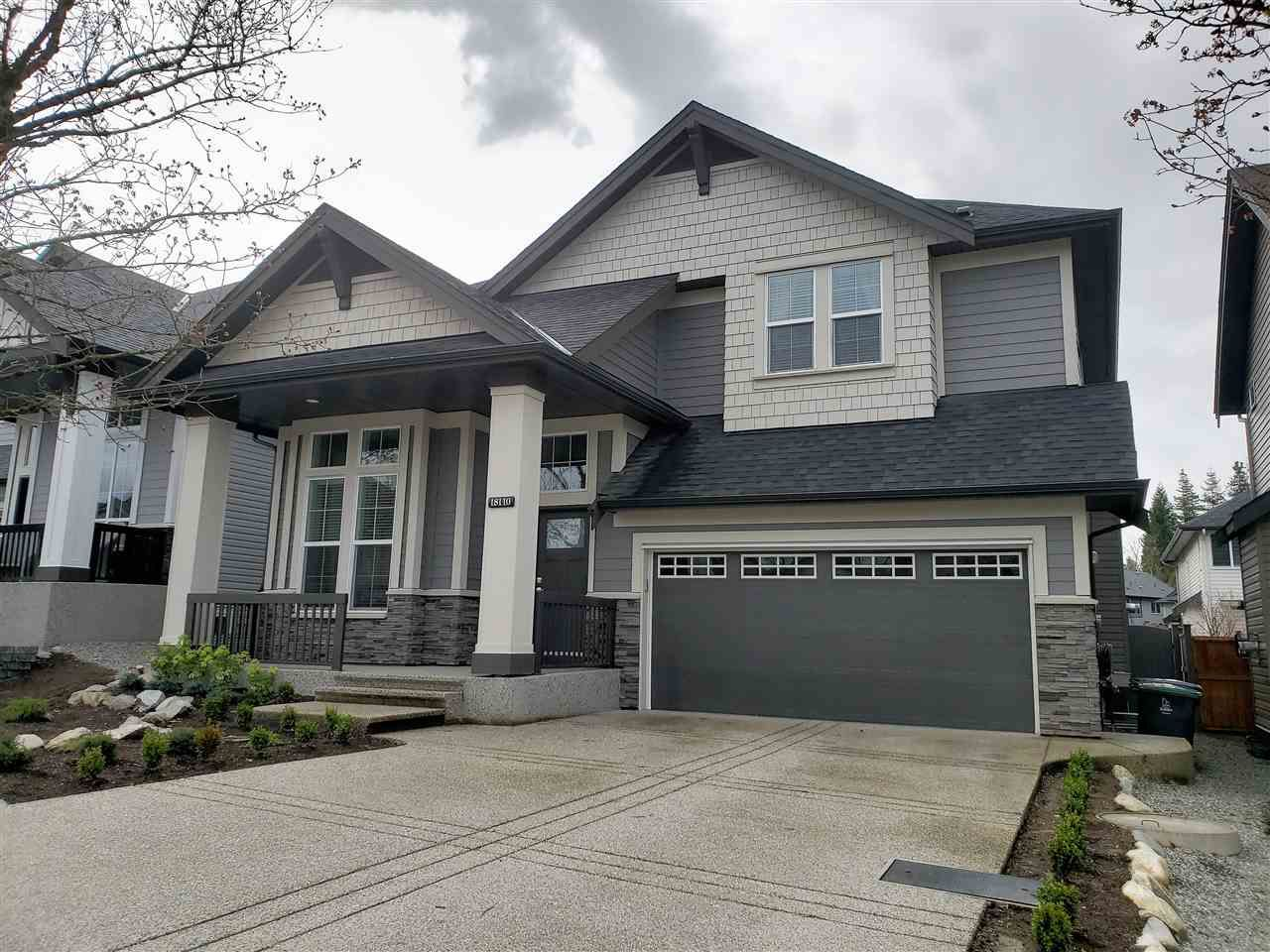 "Main Photo: 18110 68 Avenue in Surrey: Cloverdale BC House for sale in ""SOUTH CREEK"" (Cloverdale)  : MLS®# R2252792"