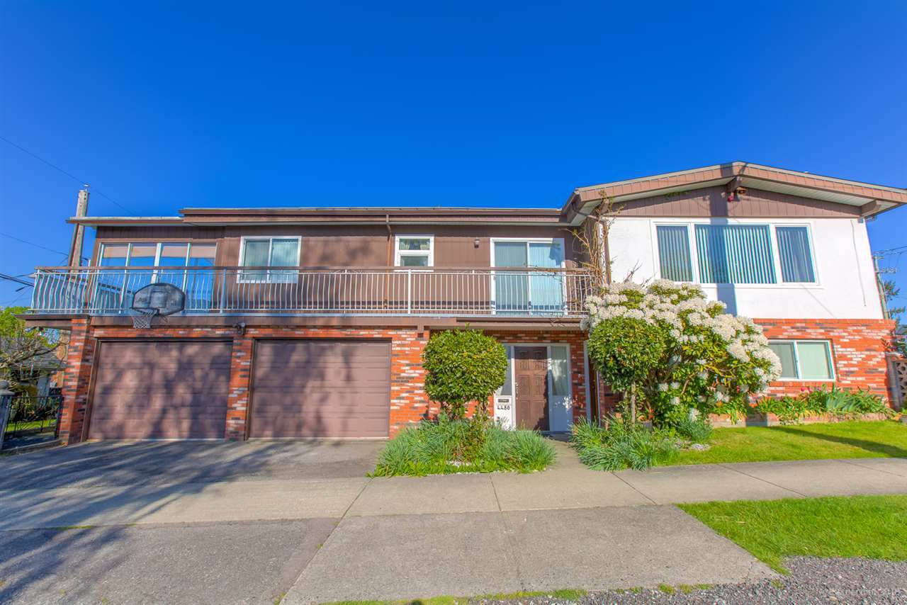 Main Photo: 4480 LILLOOET Street in Vancouver: Renfrew Heights House for sale (Vancouver East)  : MLS®# R2266478