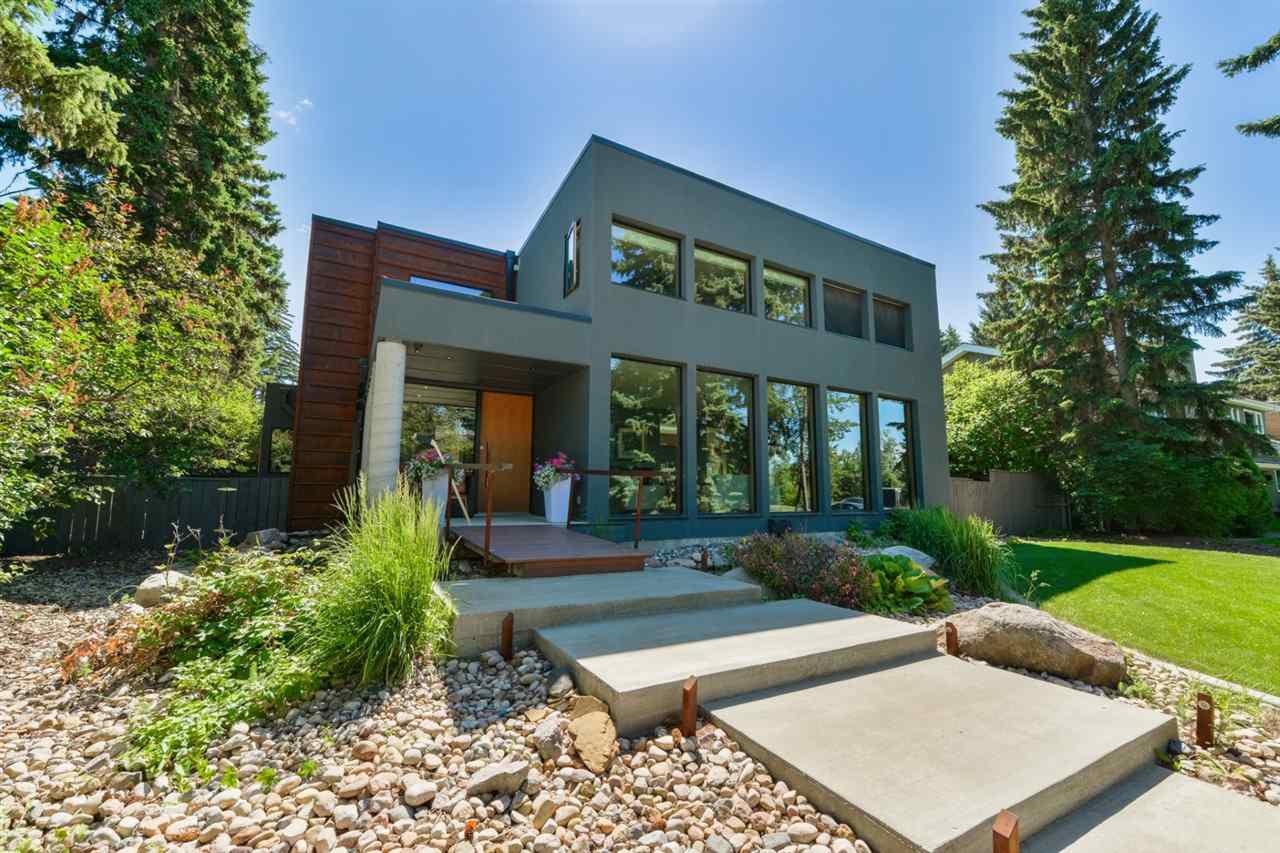 Main Photo: 7143 SASKATCHEWAN Drive in Edmonton: Zone 15 House for sale : MLS®# E4118870