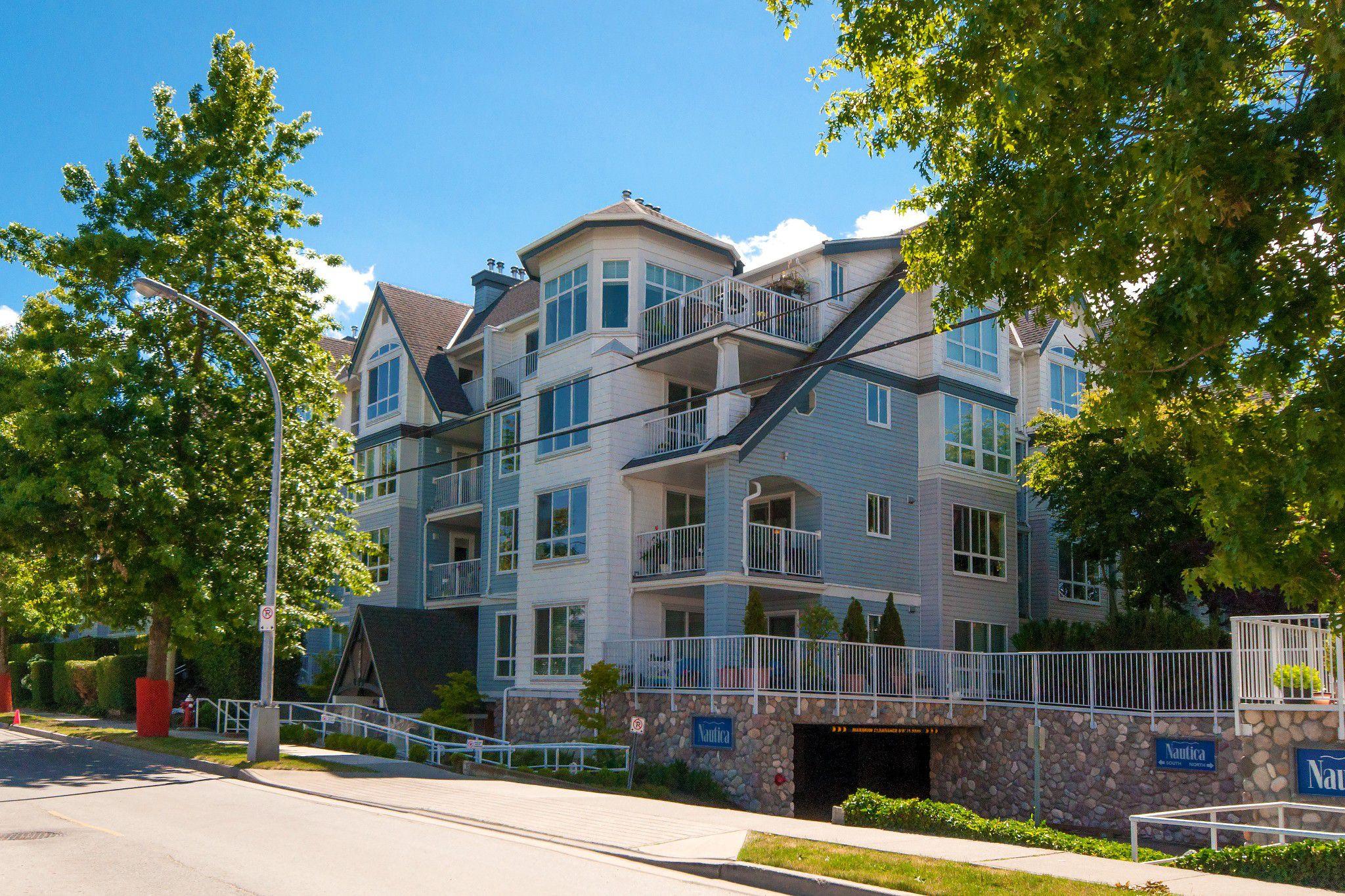 """Main Photo: 413 12639 NO 2 Road in Richmond: Steveston South Condo for sale in """"NAUTICA SOUTH"""" : MLS®# R2293328"""