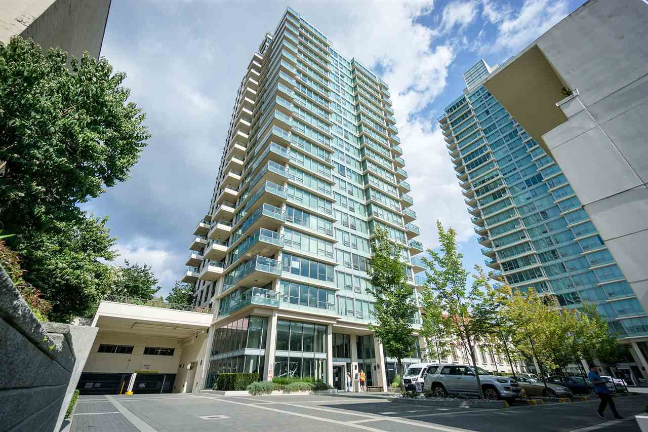 "Main Photo: 1103 2200 DOUGLAS Road in Burnaby: Brentwood Park Condo for sale in ""AFFINITY"" (Burnaby North)  : MLS®# R2303219"