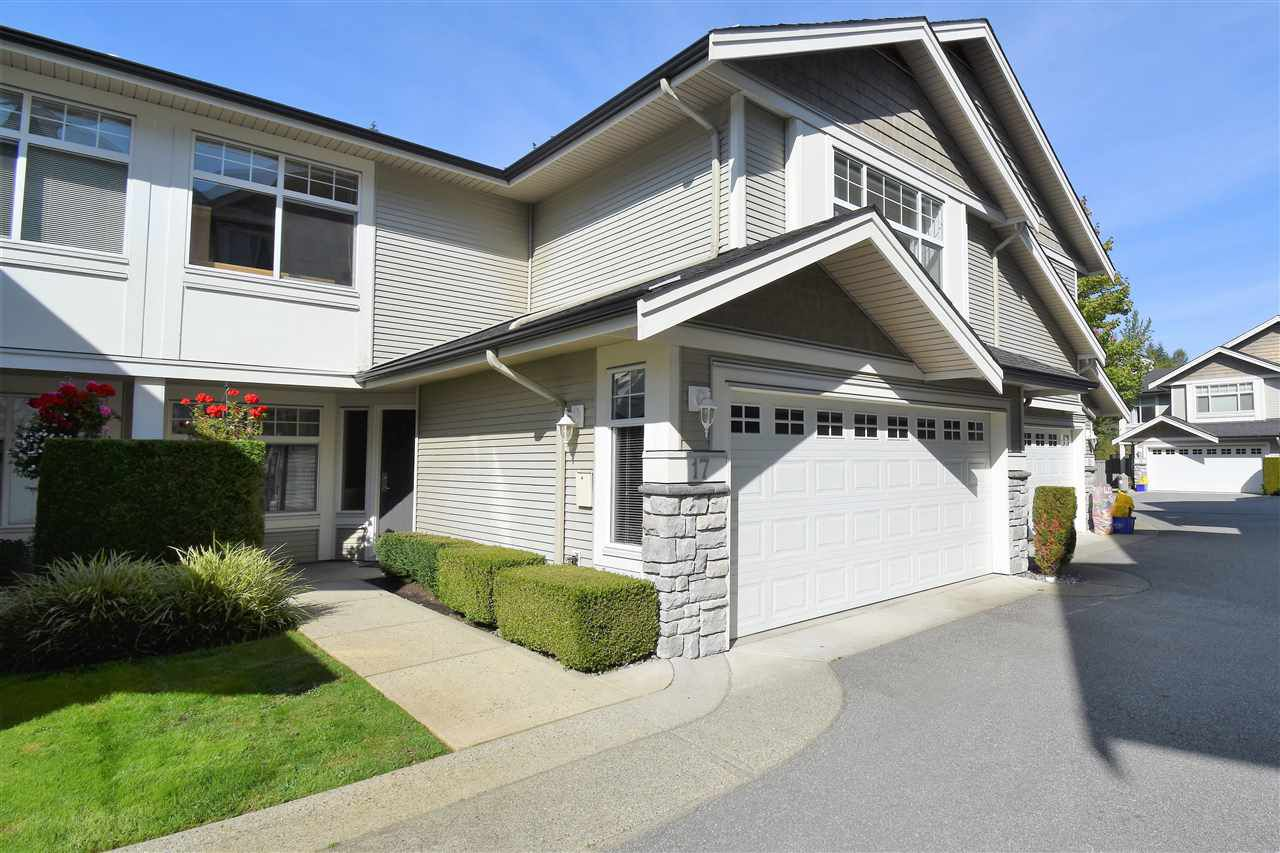 "Photo 1: Photos: 17 23343 KANAKA Way in Maple Ridge: Cottonwood MR Townhouse for sale in ""Cottonwood Grove"" : MLS®# R2311042"