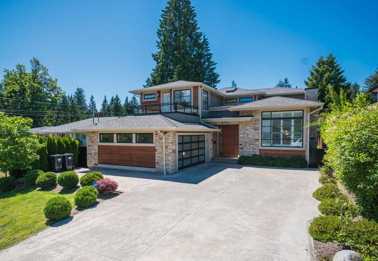 Main Photo: 2759 LYNDENE Road in North Vancouver: Capilano NV House for sale : MLS®# R2321077
