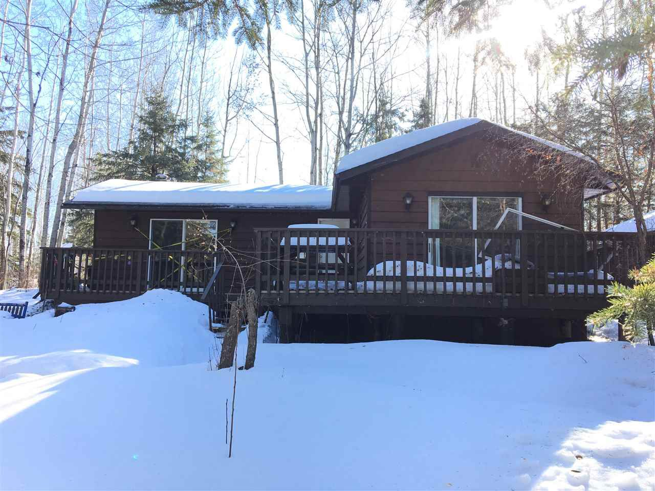 Main Photo: 43 Ella Mae: Rural Athabasca County House for sale : MLS®# E4151232