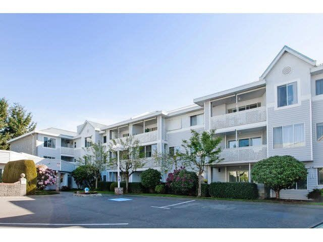 """Main Photo: 325 32853 LANDEAU Place in Abbotsford: Central Abbotsford Condo for sale in """"Park Place"""" : MLS®# R2358715"""
