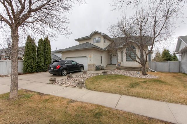 Main Photo: 75 HARWOOD Drive: St. Albert House for sale : MLS®# E4153308