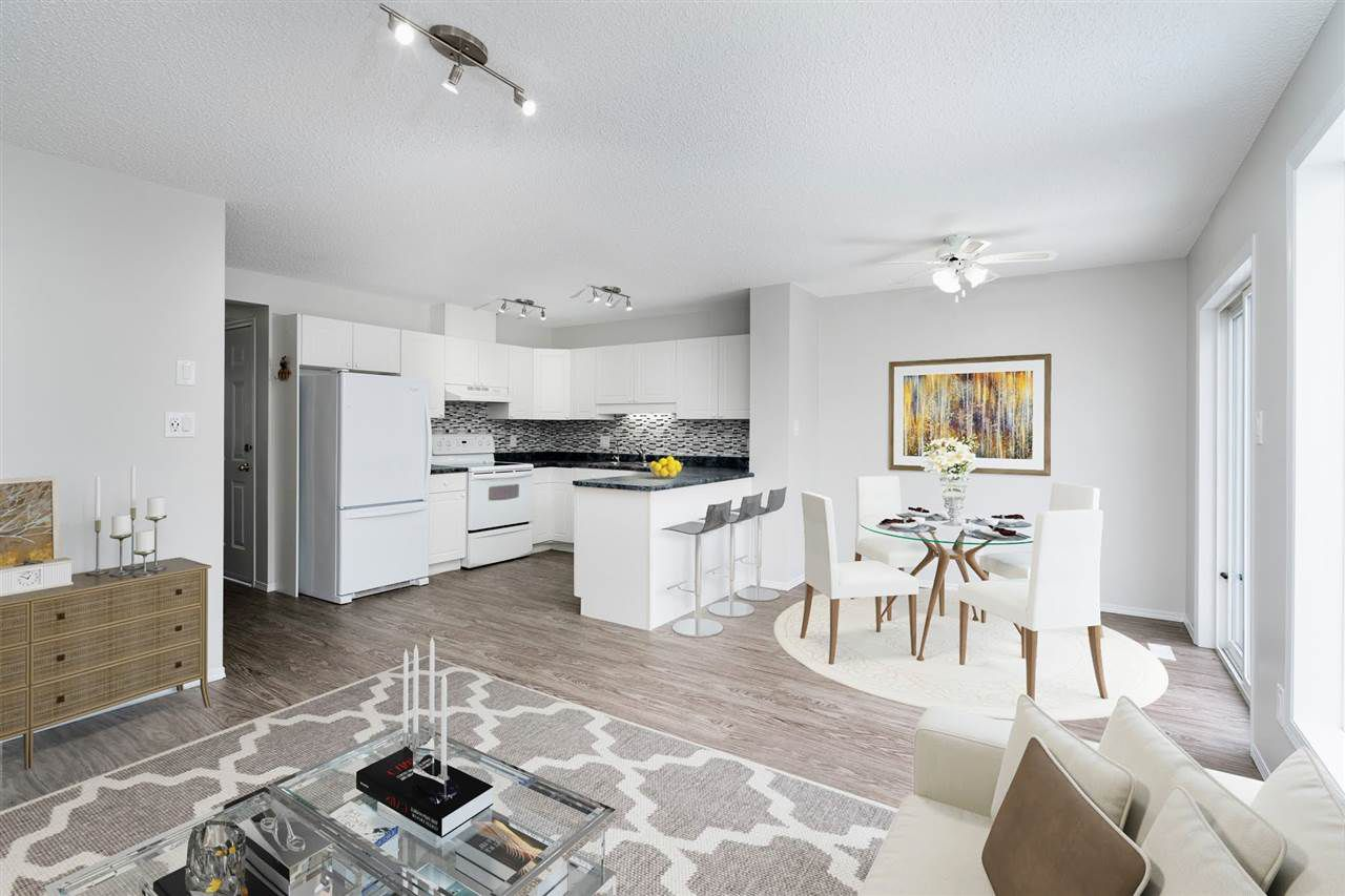 Main Photo: 76 2004 GRANTHAM Court in Edmonton: Zone 58 House Half Duplex for sale : MLS®# E4154525
