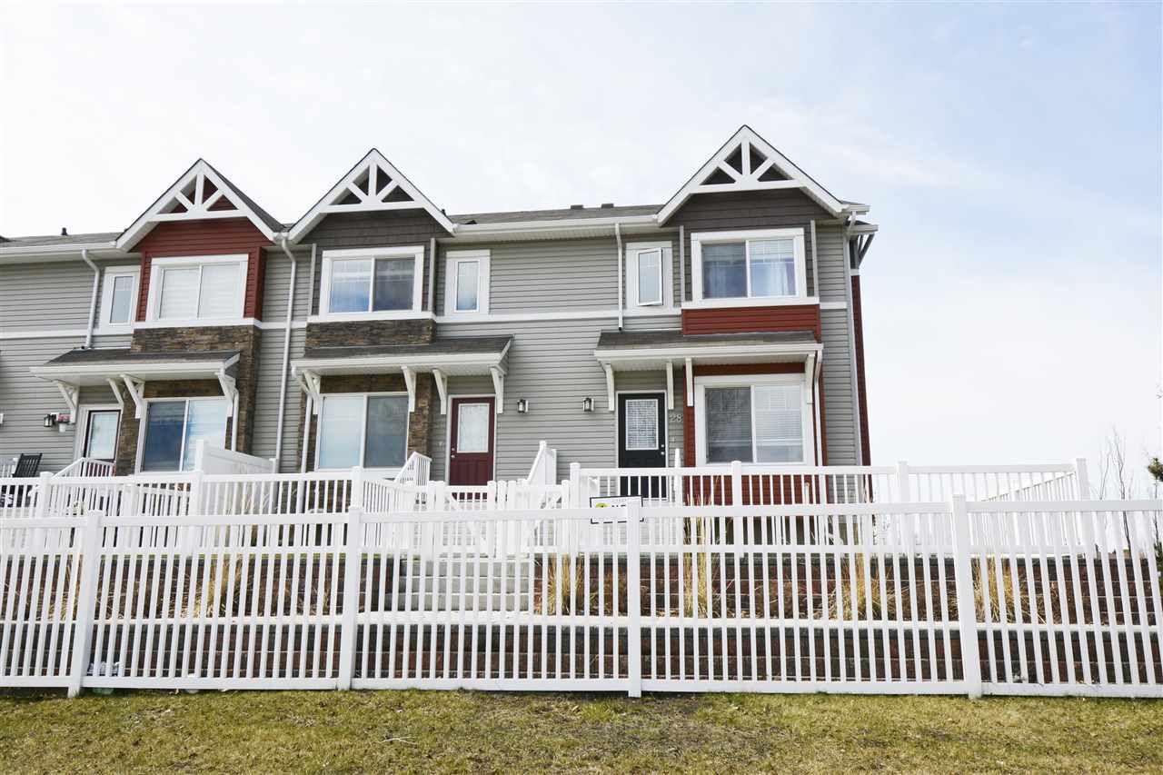 Main Photo: 28 14621 121 Street in Edmonton: Zone 27 Townhouse for sale : MLS®# E4155085