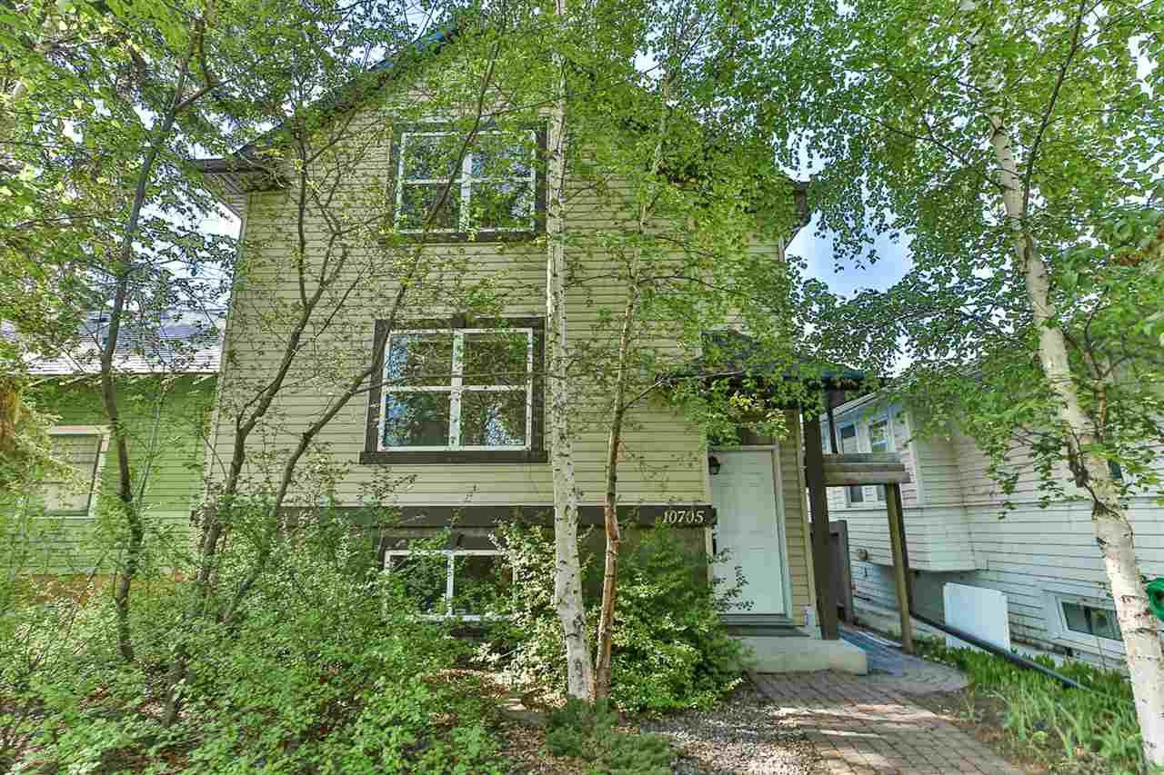 Main Photo: 10705 UNIVERSITY Avenue in Edmonton: Zone 15 House for sale : MLS®# E4156661